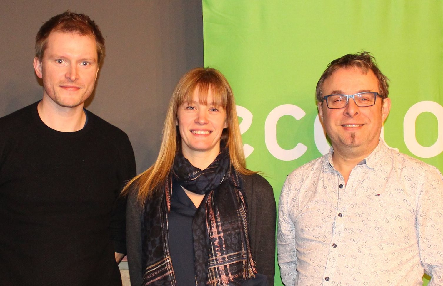 Nouvelle coprésidence pour les écologistes de Wallonie picarde