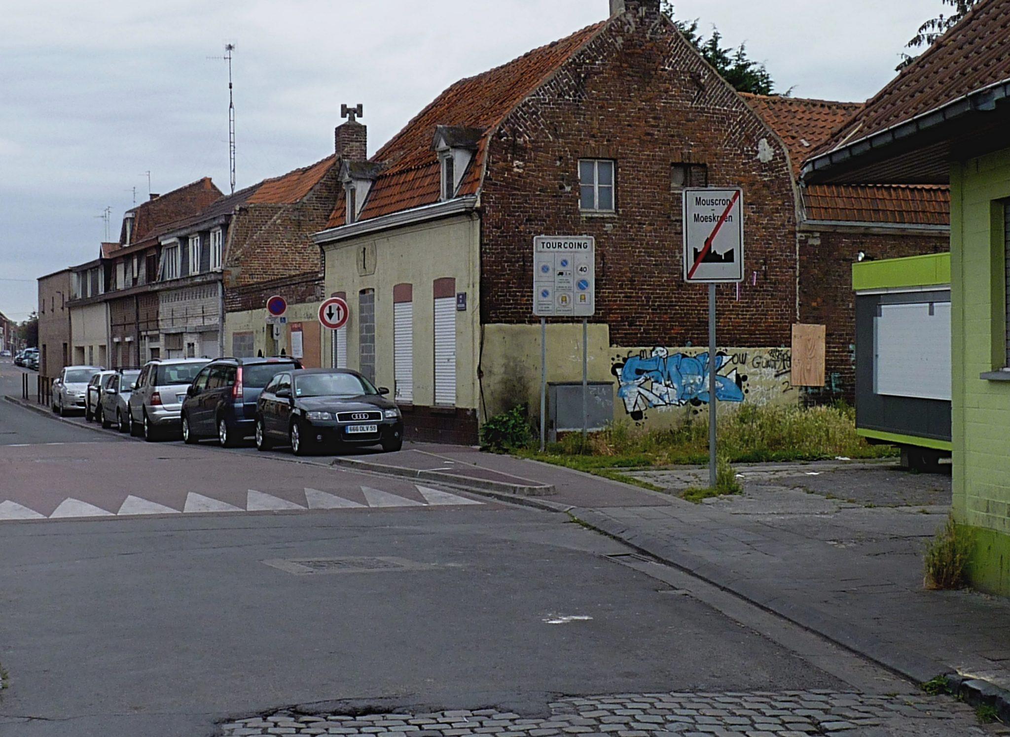 Quartiers frontaliers, quartiers oubliés?