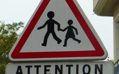 Plus de sécurité sur la route de l'école