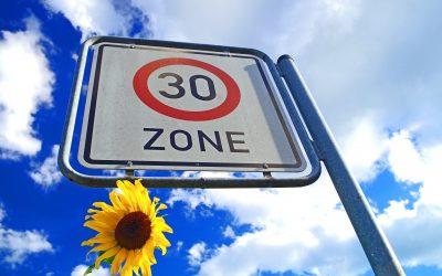 Accélérer la création de la zone 30 dans le centre-ville